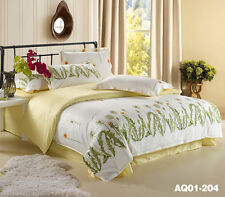 Taraxacum Single Double Queen King Size Bed Set Pillowcases Quilt Duvet Covers