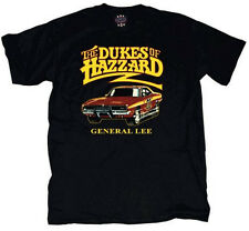 Youth/Mens Dukes of Hazzard General Lee Car T-Shirt Tee