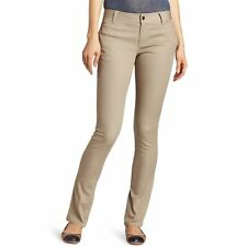 Lee Juniors Khaki Skinny Leg Low Rise Pant Sz 0-15 NWT