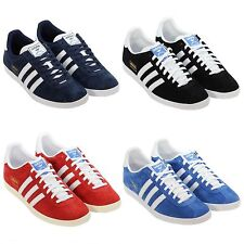 adidas ORIGINALS MEN'S GAZELLE TRAINERS SIZE 7 8 9 10 11 12 SUEDE LEATHER SHOES