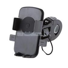 Cell Phone Bicycle Motorcycle Bike 360° Mount Holder Band for Samsung Galaxy GPS