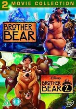 BROTHER BEAR / BROTHER BEAR 2 - DISNEY BOXSET - NEW / SEALED DVD - UK STOCK
