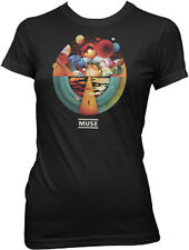 MUSE - Exogenesis - Girlie T SHIRT top S-M-L-XL Brand New - Official Top