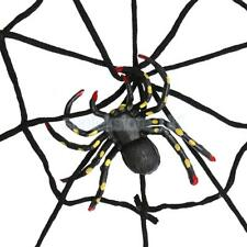 Spooky   Nylon Spider Web Style Dangling Halloween Props Party Decor