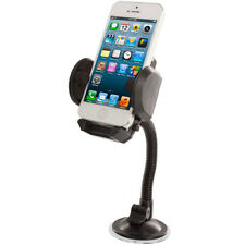 Universal Durable 360 Rotating Windshield Car Mount Holder Black For Phones iPod