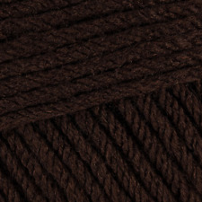 Stylecraft Special ARAN Knitting Wool / Yarn 100g - 1004 DARK BROWN