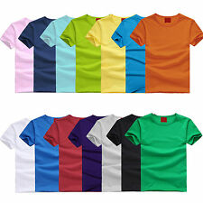 CHIC Stylish Mens Cotton Short Sleeve Slim Fit Polo Shirt T-Shirts Casual Shirts