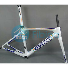 New GIANT TCR Composite Comp Pro Carbon Road Bike Frame Fork Seatpost 700C S/M