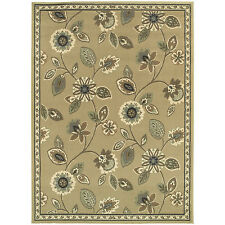 RUGS AREA RUGS CARPET FLOORING AREA RUG FLOOR DECOR FLORAL NEUTRAL RUGS NEW