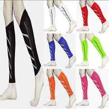 Cool Outdoor Exercise Calf Support Graduated Compression Leg Sleeve Sports Socks