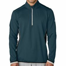THE OPEN 2016 LTD Adidas Golf ClimaHeat Half-Zip Pullover Mens Golf Jacket