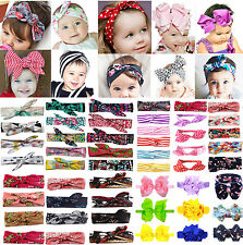 CHIC Cute Kids Girl Baby Toddler Bow Headband Hair Band Accessories Headwear