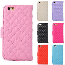 CH Luxury Camellia Phone Case Cover Stand Flip Leather Card Slot For iPhone New