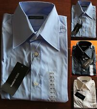 *NWT* Men's Dolce & Gabbana Long Sleeve Dress Shirts Made in Italy - Cotton