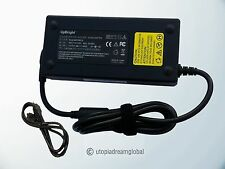 120W AC Adapter For Clevo Sager Notebook PC Laptop Power Supply Cord Charger PSU