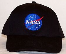 Youth Size - Nasa Meatball Insignia Embroidered Baseball Cap  Hat