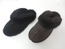 UGG Australia Womens Coquette Slippers Chocolate Brown Size 5 5125 NIB Shoes