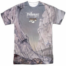 T-Shirts Sizes S-3XL New Mens YES Relayer Sub Vibrant Color Sublimation T-Shirt