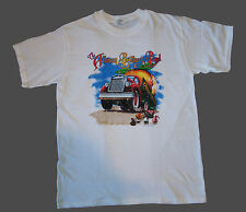 ALLMAN BROTHERS BAND - Road - T SHIRT New S-M-L-XL-2XL