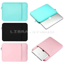 "Laptop Notebook Sleeve Case Carry Bag Cover For 15"" MacBook Air/Pro 11""/13""/15"""
