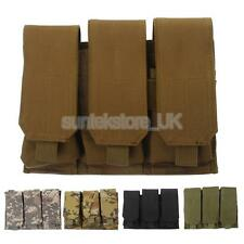 Tactical MOLLE Modular Utility Magazine Pouch Sundries Vest Belt Accessory Bag