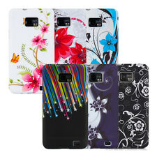 kwmobile TPU SILICONE CASE FOR SAMSUNG GALAXY S2 I9100 / S2 PLUS I9105 DESIRED
