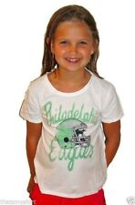 T-Shirts New Authentic Junk Food NFL Philadelphia Eagles Girls T-Shirt