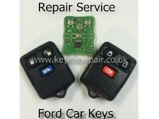Ford Transit/Connect Remote Key Fob Repair Fix Service (3 button) [+CASE]