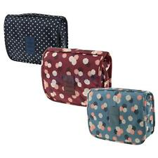 Cosmetic Hanging Bag Makeup Toiletry Wash Bag Pouch Multifunction Organizer Case