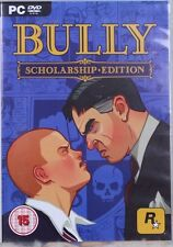 Bully: Scholarship Edition Including Map, PC DVD Rom. Rapid Free Post