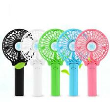 Summer Cool Notebook Computer Chargeable Super Mute PC USB Color Desk Mini Fan