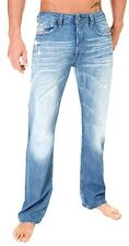 Diesel Jeans Larkee-Relaxed 8MX Comfort Fit Straight Leg 008MX