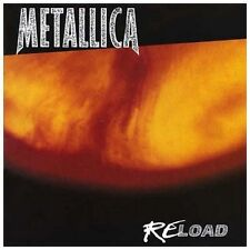Reload by Metallica (CD, Nov-1997, Elektra (Label)) CD & PAPER SLEEVE ONLY