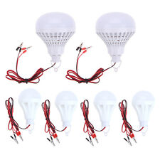 DC 12V LED Bulbs Lamp for Night Market Stall Emergency Outdoor Camping Light New