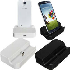 Micro USB Charger Charging Dock Sync Cradle Stand Station Desktop for Cell Phone