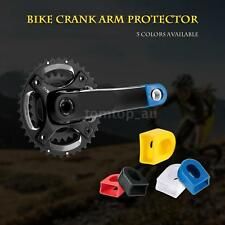 5 Pairs Bike Crank Arm Protector Crankset Fixed Gear Protective Cover Case R6J4