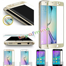 Samsung Galaxy S7 Edge Full Cover Curved Tempered Glass Screen Protector