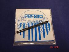 Presto HSS Metal High Speed Steel Twist Jobber Drill Bit 12mm - 13mm