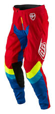 NEW 2017 TROY LEE DESIGNS TLD MOTO DIRT SE CORSA PANTS RED ALL SIZES