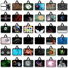 """Coolest 17"""" 17.3"""" 17.4"""" Laptop Sleeve Neoprene Carrying Case Bag Cover + Handle"""