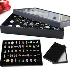 Wholesale Lots Rings Gift Jewelry Boxes Cases Display 30x19x4cm