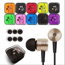 Xiaomi 2nd Piston Earphones 3.5mm Earbuds In-Ear & Mic Remote Wire Control Hot
