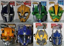 TRANSFORMERS mask CHOOSE Party,Halloween,Carnival, Decor)