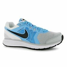 Nike Zoom Winflo Running Shoes Womens Grey/Black/Blue Trainers Sneakers Fitness