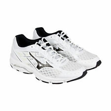 Mizuno Wave Unite 2 Mens White Mesh Athletic Lace Up Running Shoes