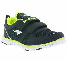 NEW KangaROOS Nara Shoes Children Trainers Blue 1382A 0481 Kids shoes