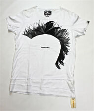 Diesel T-Quart-RS White T-Shirt 100