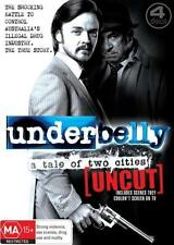 UNDERBELLY 2 : A Tale of Two Cities : NEW DVD
