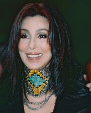 Cher Stunning Inch Color Poster or Photo Print