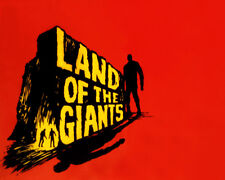 Land of the Giants Poster or Photo Logo